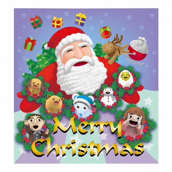 聖誕快樂-聖誕老人