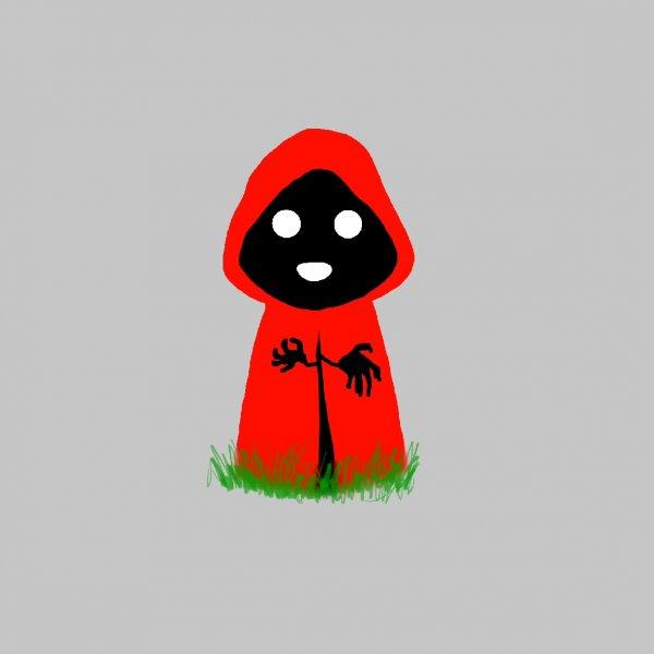 紅衣小女孩