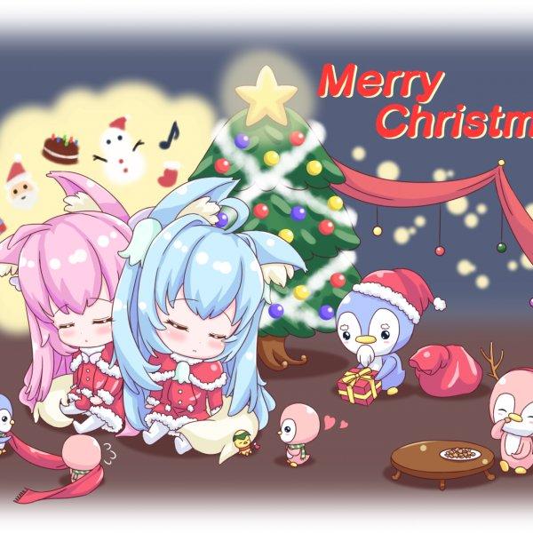 聖誕快樂~