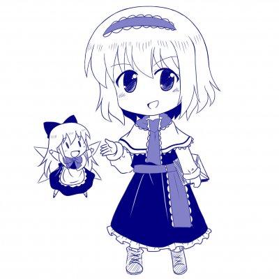 【東方】愛麗斯