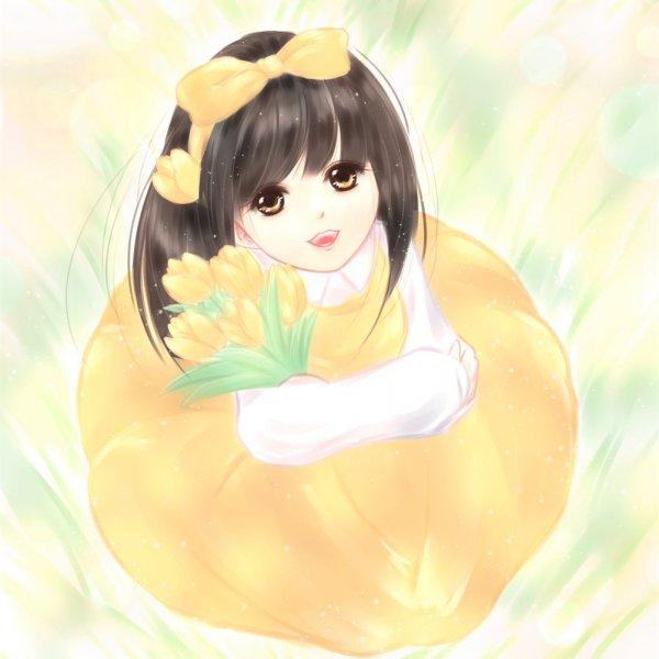 【還願】花與愛