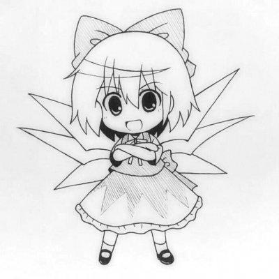 【東方】琪露諾
