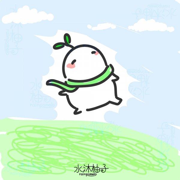 開心跳躍-豆豆雪兒