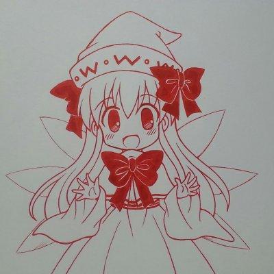 【東方】莉莉白