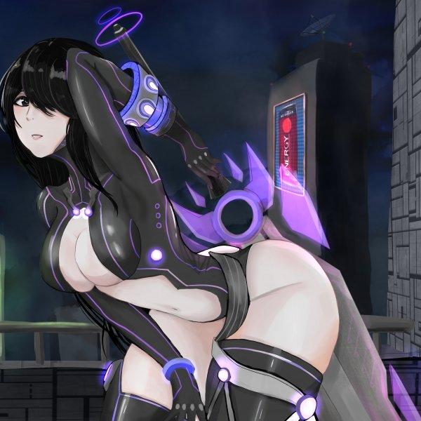 未來武器x緊身衣