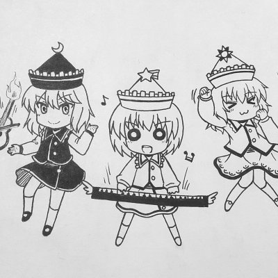 【東方】騷靈樂團