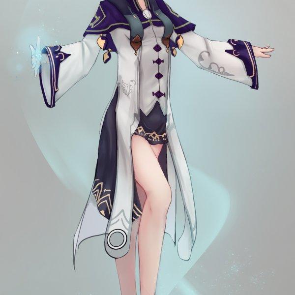 祭司-巧徐