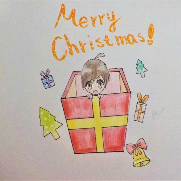 Merry Christmas 聖誕節快樂(*´∀`)~♥