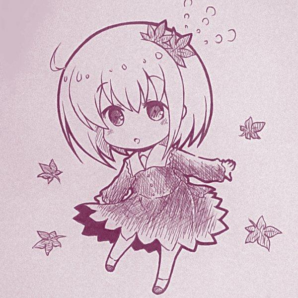 【東方】秋靜葉