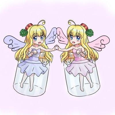 雙飛娘 (雙飛人藥水)