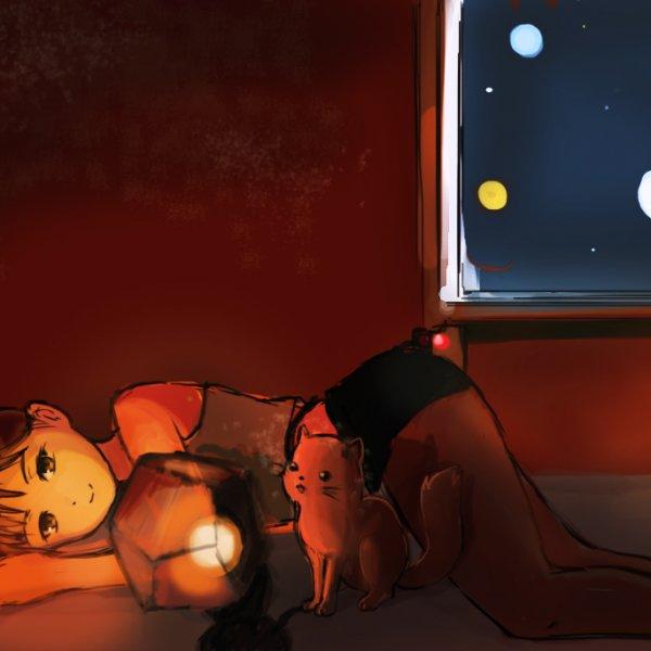 Room of Galaxy