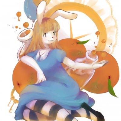 愛麗絲兔的時間魔法
