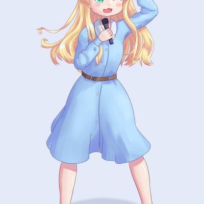 啦啦啦~ (天使降臨到我身邊-姫坂乃愛)
