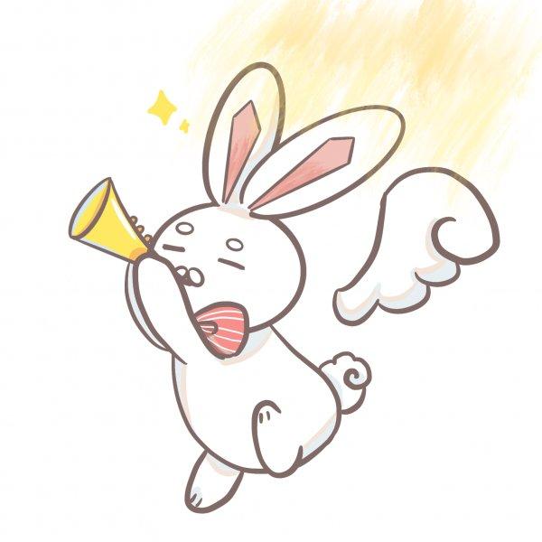大叔兔(angel)