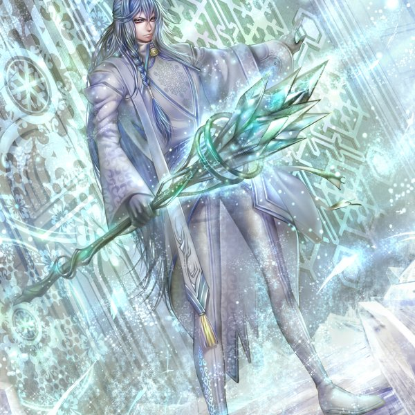 Snow Warlock