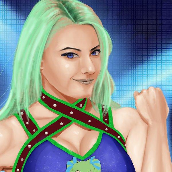 女子摔角冠軍